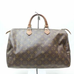 Louis Vuitton Hand Bag Speedy 35 vintage